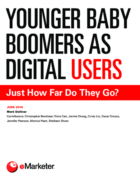 Younger Baby Boomers as Digital Users