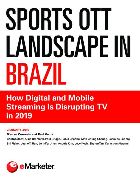 Sports OTT Landscape in Brazil
