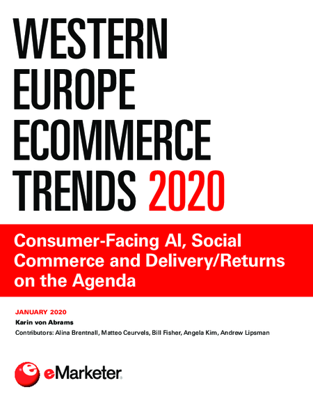 Western Europe Ecommerce Trends 2020