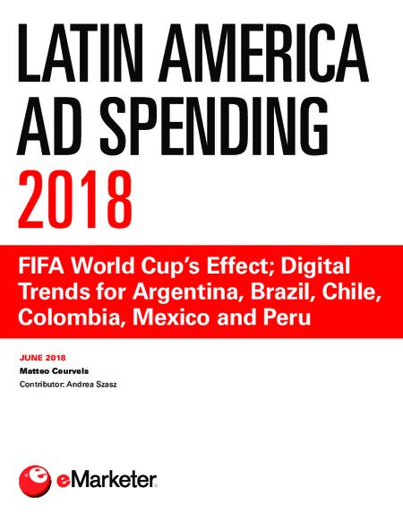 Latin America Ad Spending 2018