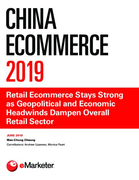 China Ecommerce 2019