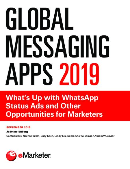 Global Messaging Apps 2019