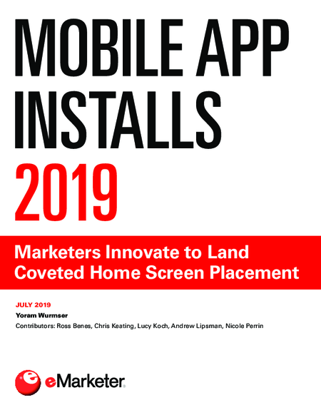 Mobile App Installs 2019