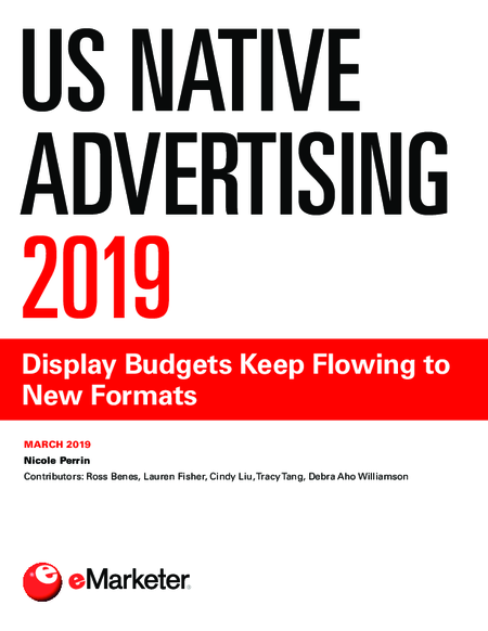US Native Advertising 2019