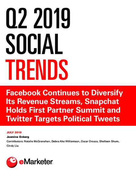 Q2 2019 Social Trends
