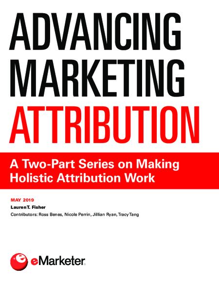 Advancing Marketing Attribution