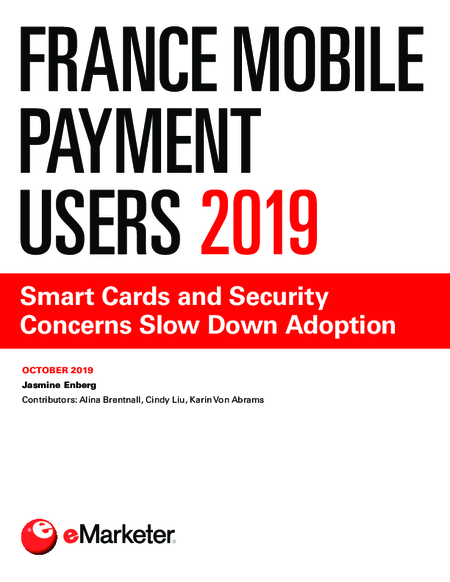 France Mobile Payment Users 2019