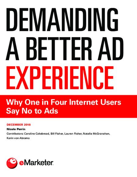 Demanding a Better Ad Experience