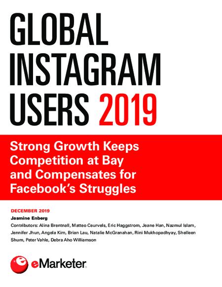 Global Instagram Users 2019