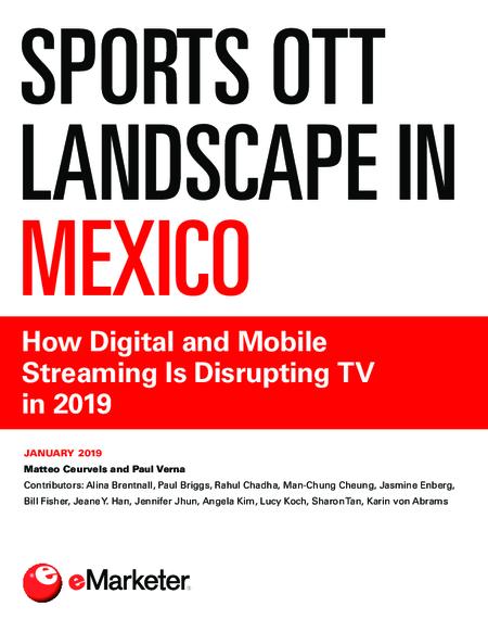 Sports OTT Landscape in Mexico