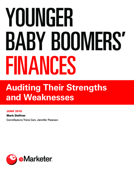 Younger Baby Boomers' Finances