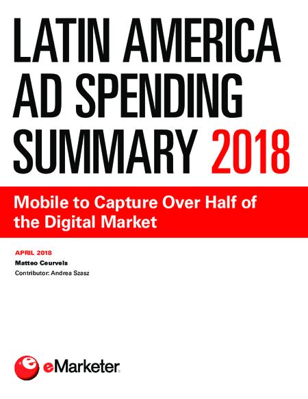 Latin America Ad Spending Summary 2018