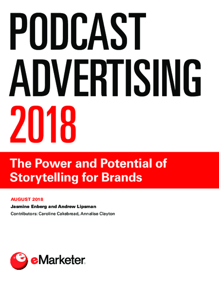 Podcast Advertising 2018