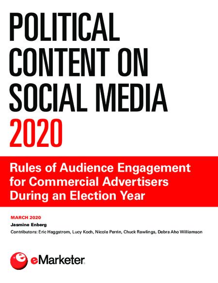 Political Content on Social Media 2020