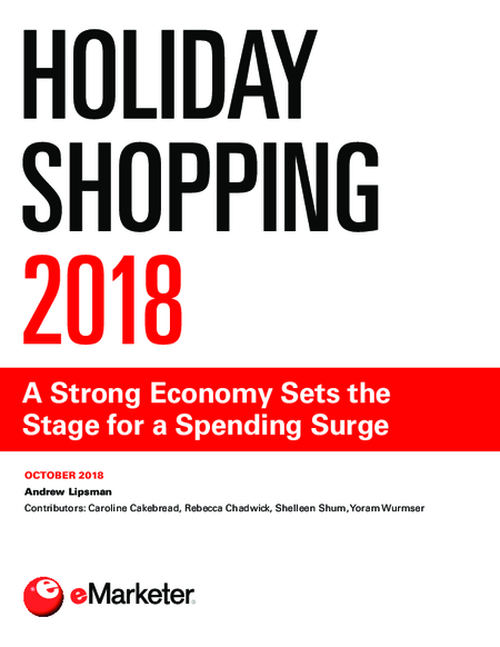 Holiday Shopping 2018