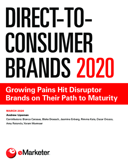 Direct-to-Consumer Brands 2020