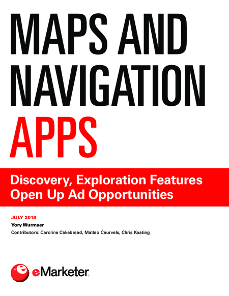 Maps and Navigation Apps