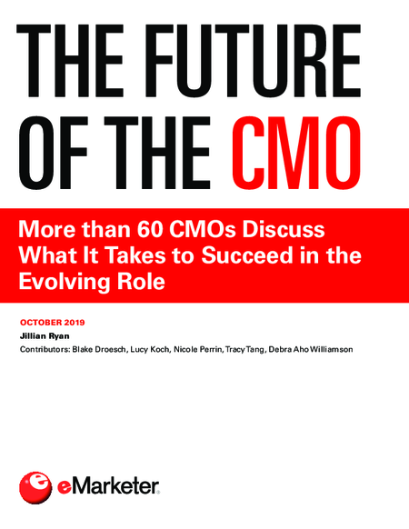 The Future of the CMO