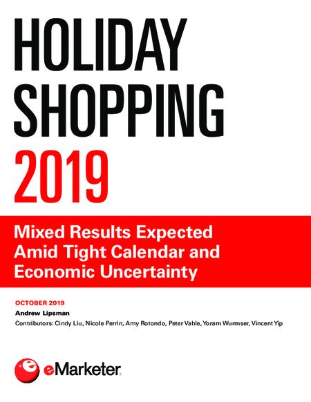 Holiday Shopping 2019