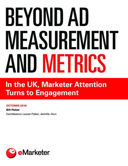 Beyond Ad Measurement and Metrics