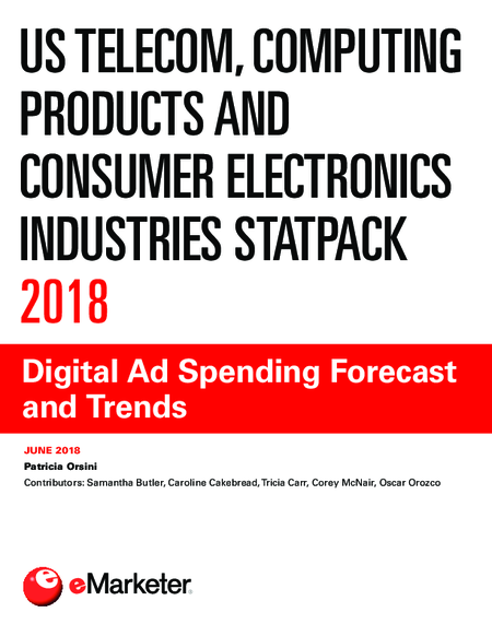 US Telecom, Computing Products and Consumer Electronics Industries StatPack 2018