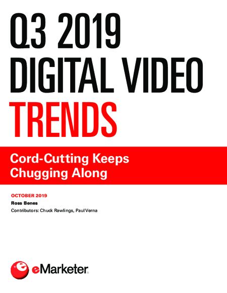 Q3 2019 Digital Video Trends