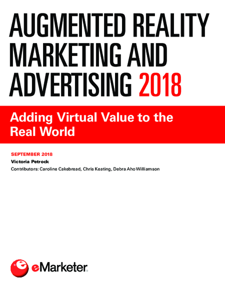 Augmented Reality Marketing and Advertising 2018