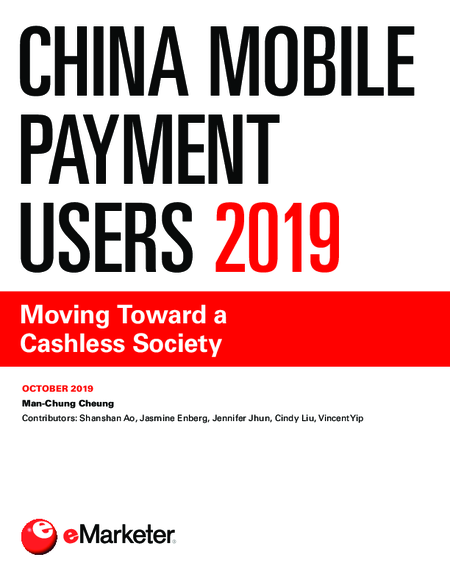China Mobile Payment Users 2019