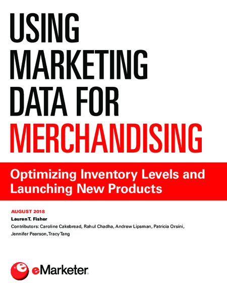 Using Marketing Data for Merchandising