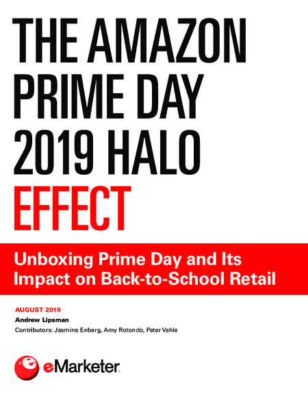 The Amazon Prime Day 2019 Halo Effect