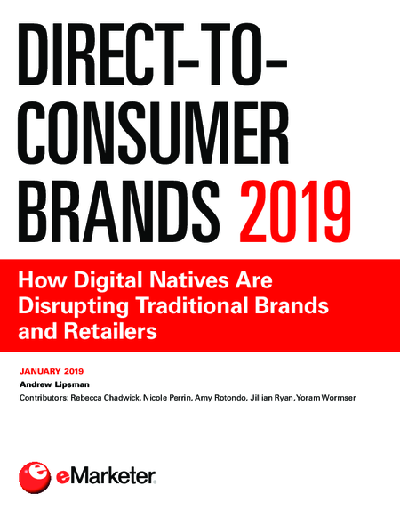 Direct-to-Consumer Brands 2019