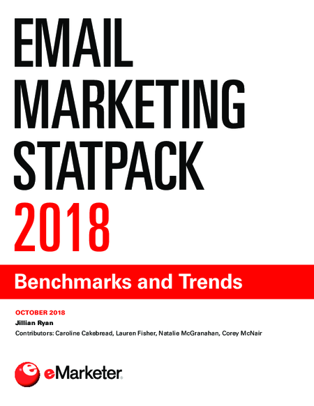 Email Marketing StatPack 2018