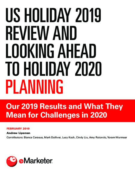 US Holiday 2019 Review and Looking Ahead to Holiday 2020 Planning
