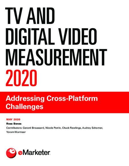 TV and Digital Video Measurement 2020