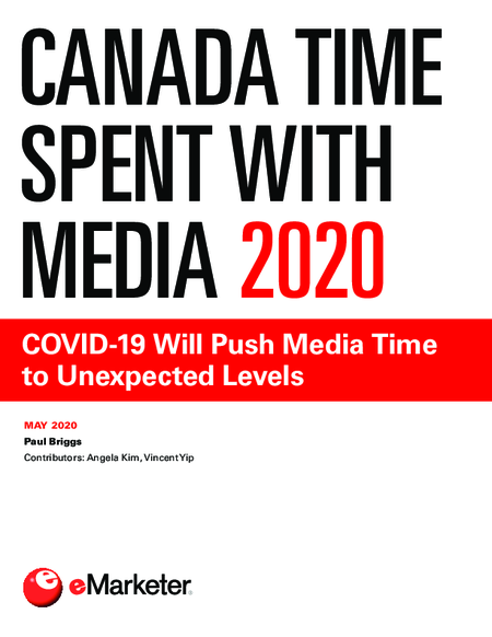 Canada Time Spent with Media 2020