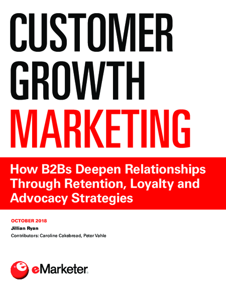 Customer Growth Marketing