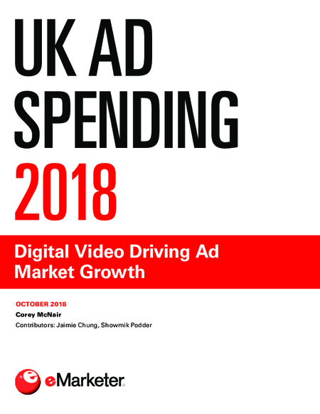 UK Ad Spending 2018